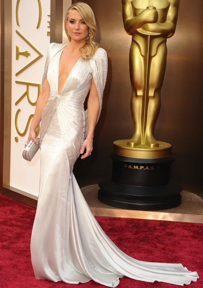 3. Kate Hudson at the Oscars