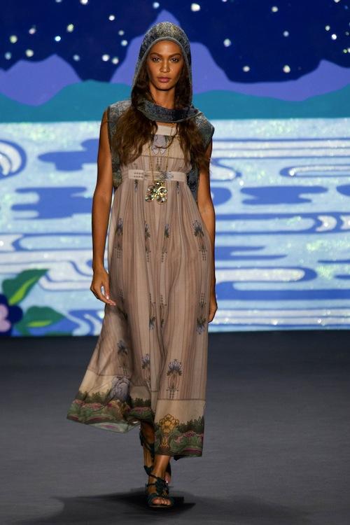 Anna Sui SS 2014