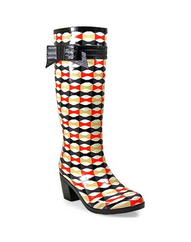 April Showers Bring the Coolest Rain Boots Ever - theFashionSpot