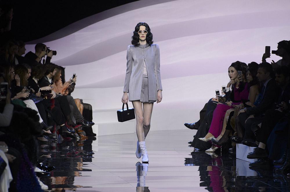 Armani Privé Haute Couture Spring 2016