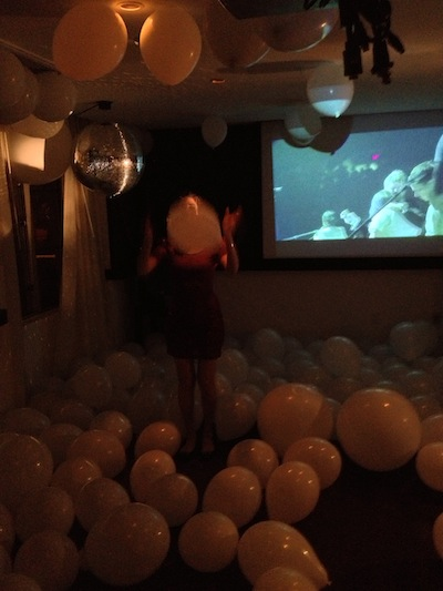 Grey Goose Vodka's Le PomPon Pop-up, LCD Soundsystem & Curtis Kulig Event