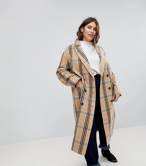 The Coolest Plus-Size Clothes to Wear This Winter, Courtesy of ASOS Curve