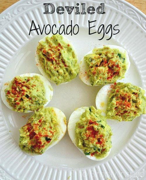 23 Avocado Recipes That Are so Much Better than Toast - theFashionSpot