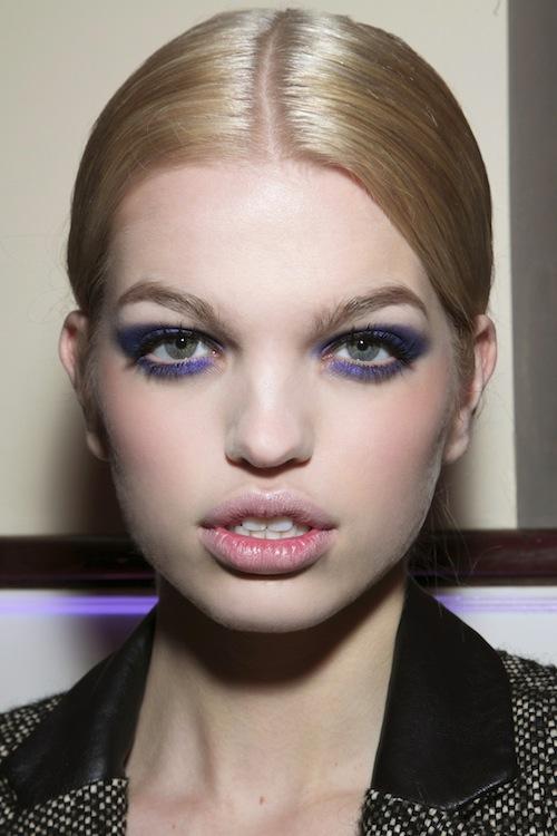 Purple is the new smoky eye