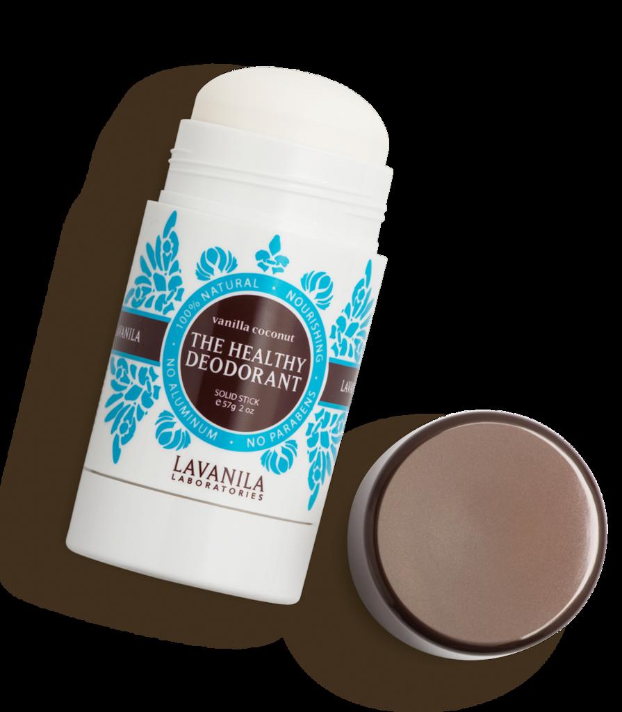 Natural Deodorant Splurge: Lavanila