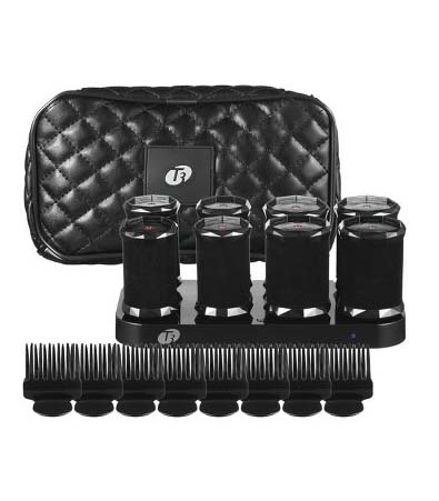 T3's Voluminous Hot Rollers Set 