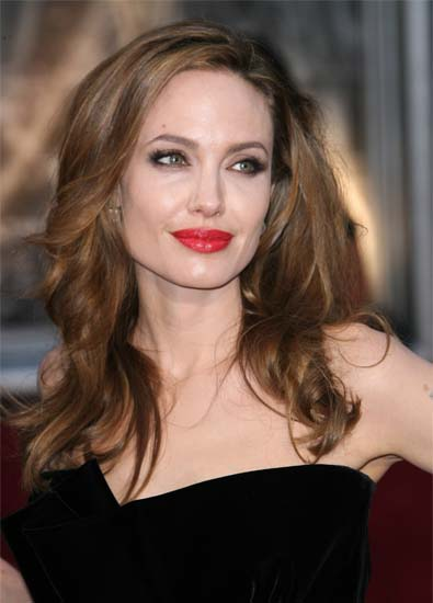 Modern Counterpart: Angelina Jolie