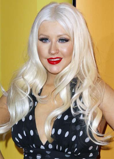 Modern Counterpart: Christina Aguilera
