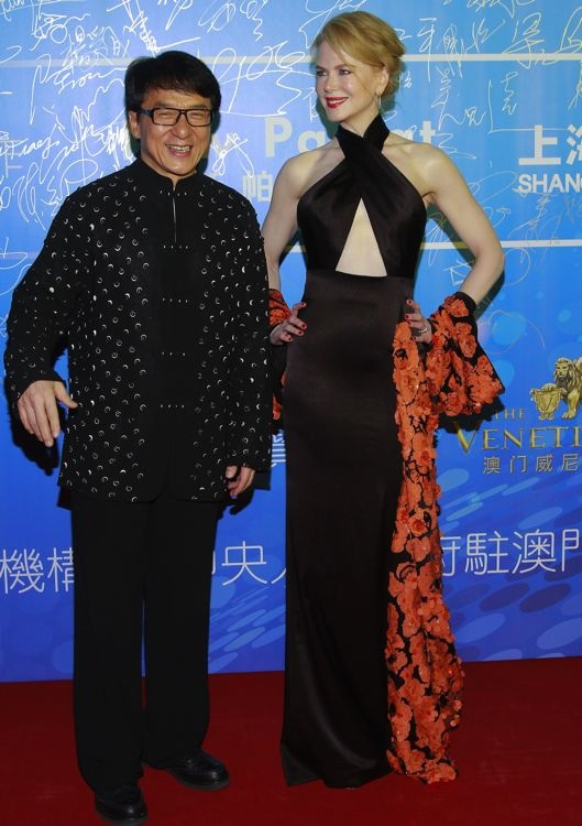 Nicole Kidman at the 2013 Huading Awards Opening Ceremony
