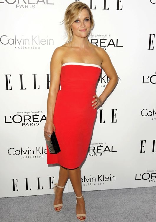 Reese Witherspoon at ELLE's 20th Annual Women In Hollywood Celebration