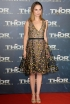 Natalie Portman at the Paris Premiere of Thor: The Dark World