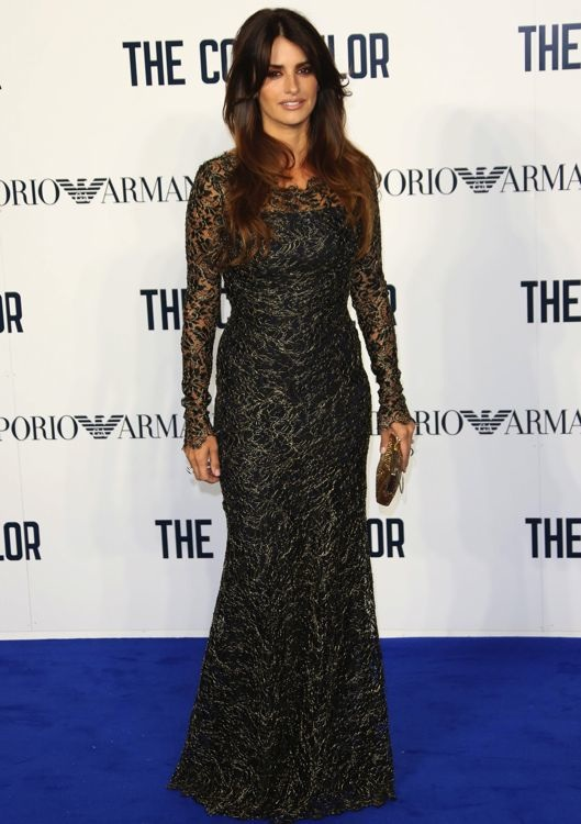 Penélope Cruz at a Special Screening of The Counselor