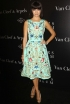 Camilla Belle at A Quest for Beauty: The Art of Van Cleef & Arpels Event