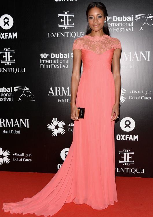 Naomie Harris at the 10th Annual Dubai International Film Festival Oxfam Charity Gala