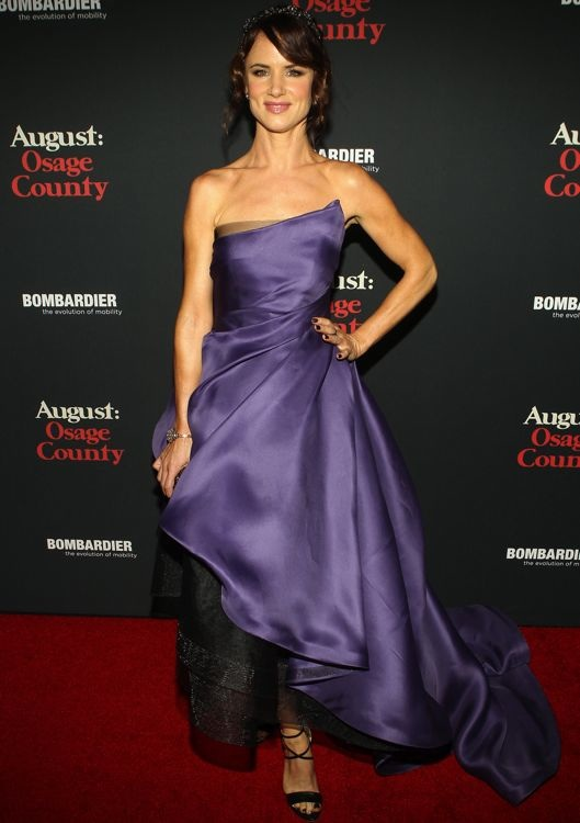 Juliette Lewis at the Los Angeles Premiere of August: Osage County
