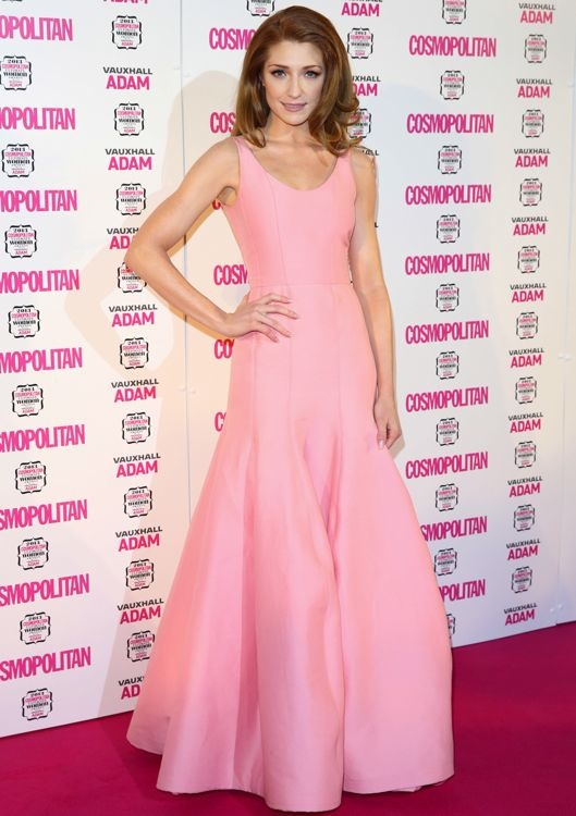 Nicola Roberts at the Cosmopolitan Ultimate Women of the Year Awards 2013