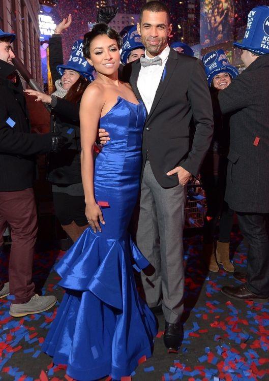 Kat Graham at the NIVEA Rings in 2014 Hard Rock Café Party