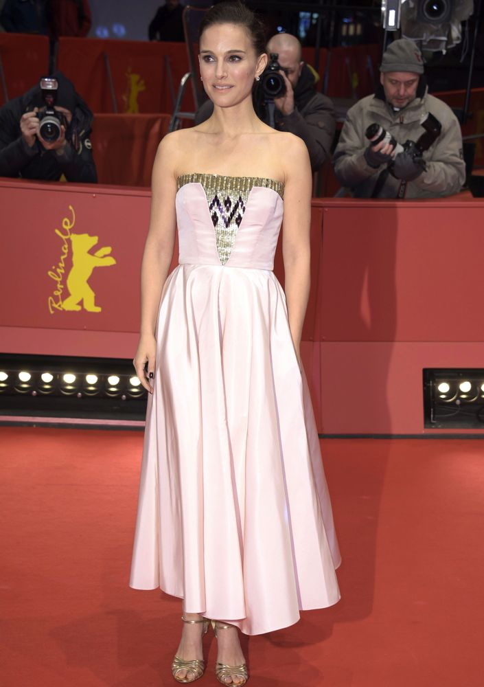 Natalie Portman at the 65th Berlinale International Film Festival Premiere of As We Were Dreaming