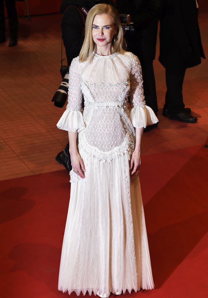 Nicole Kidman at the 65th Berlinale International Film Festival Premiere of Queen of the Desert