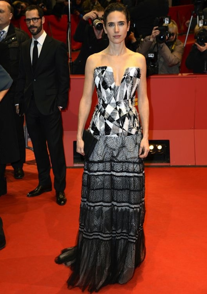 Jennifer Connelly at the 64th Berlinale International Film Festival Premiere of Aloft