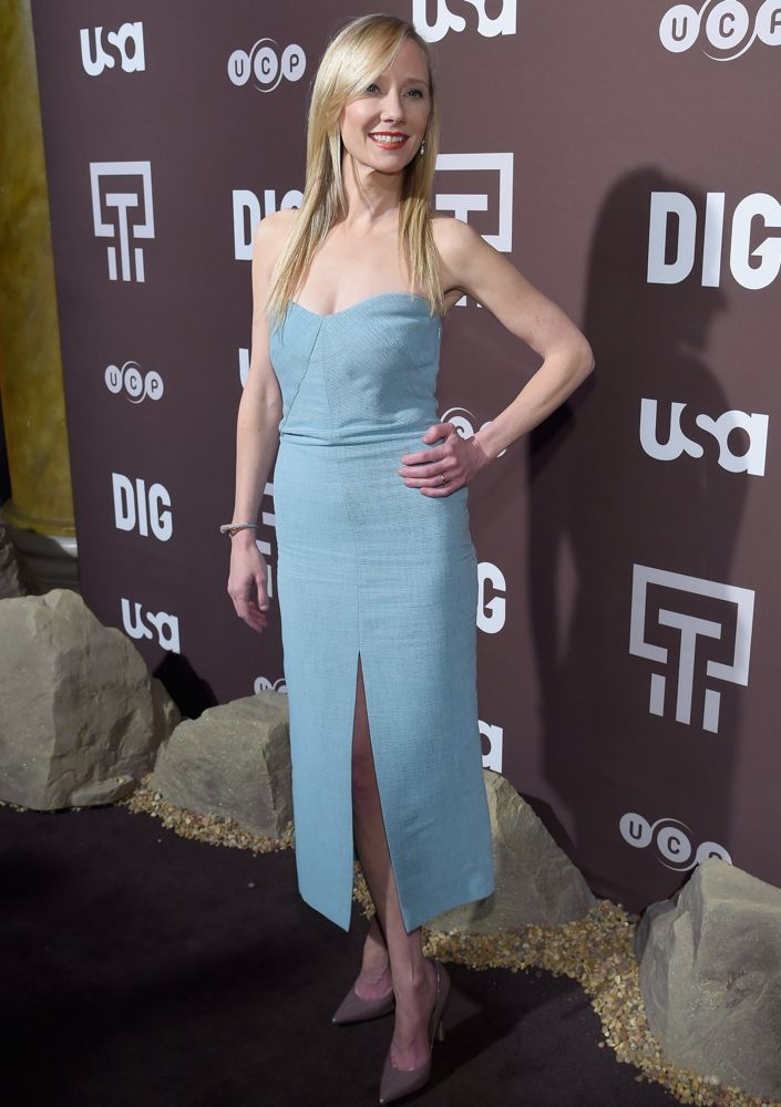 Anne Heche at the New York Premiere of Dig