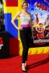 Elizabeth Banks at the Los Angeles Premiere of The LEGO Movie