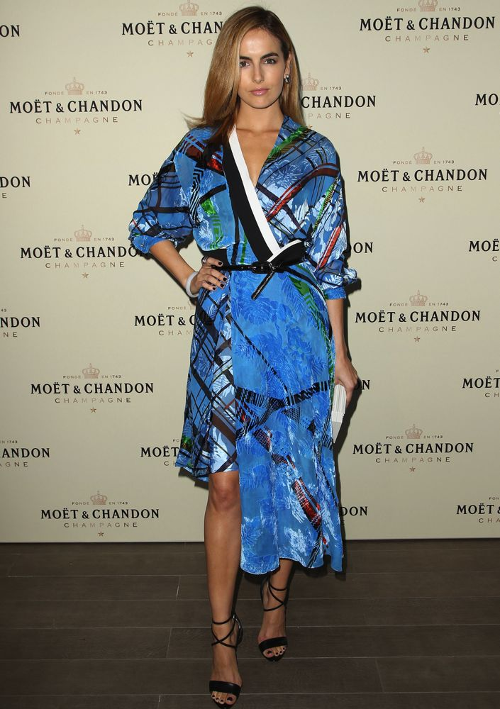Camilla Belle at Moët & Chandon's Celebration of Roger Federer's 1000th Career Match Win