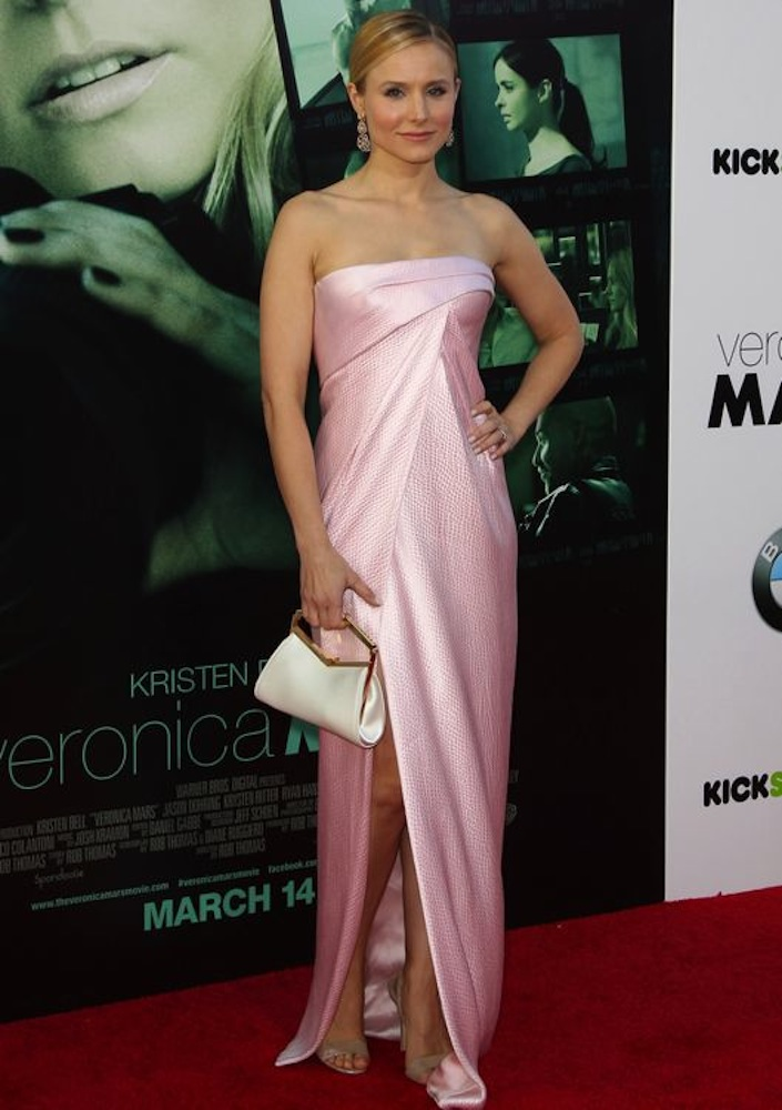 Kristen Bell at the Los Angeles Premiere of Veronica Mars