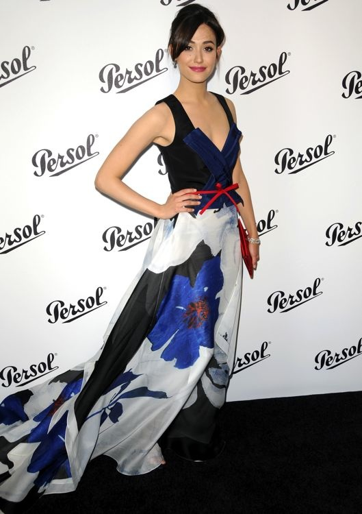 Emmy Rossum at the Persol Magnificent Obsessions: 30 Stories Of Craftsmanship In Film Opening