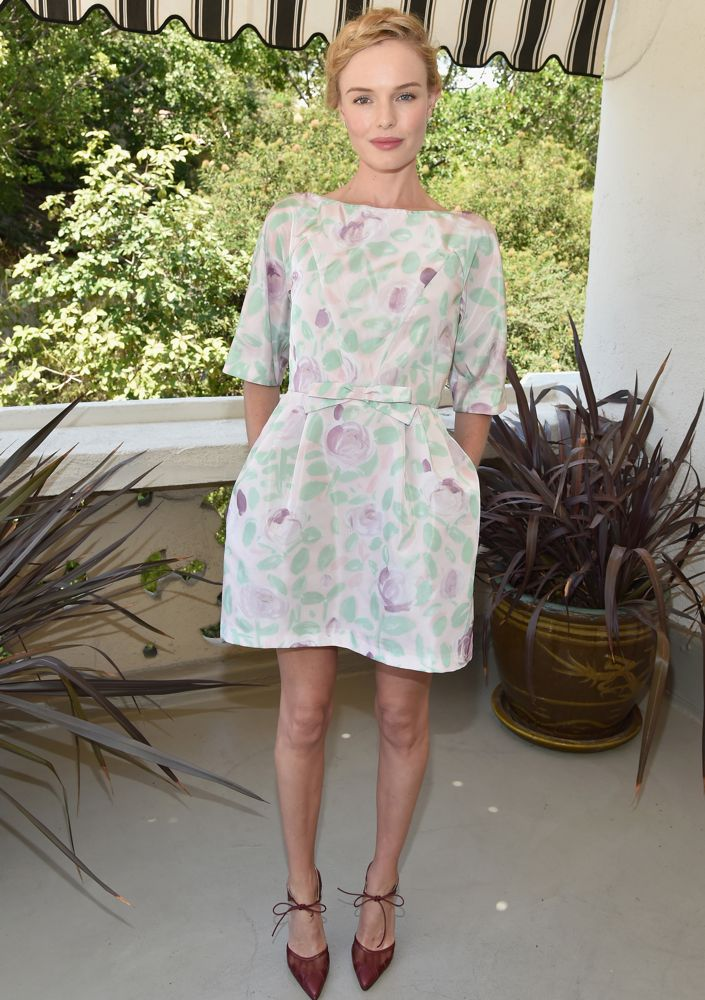 Kate Bosworth at the Style Thief App Launch