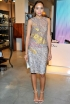 Ashley Madekwe at the 2014 Dior Fusion Sneaker Collection Cocktail Party