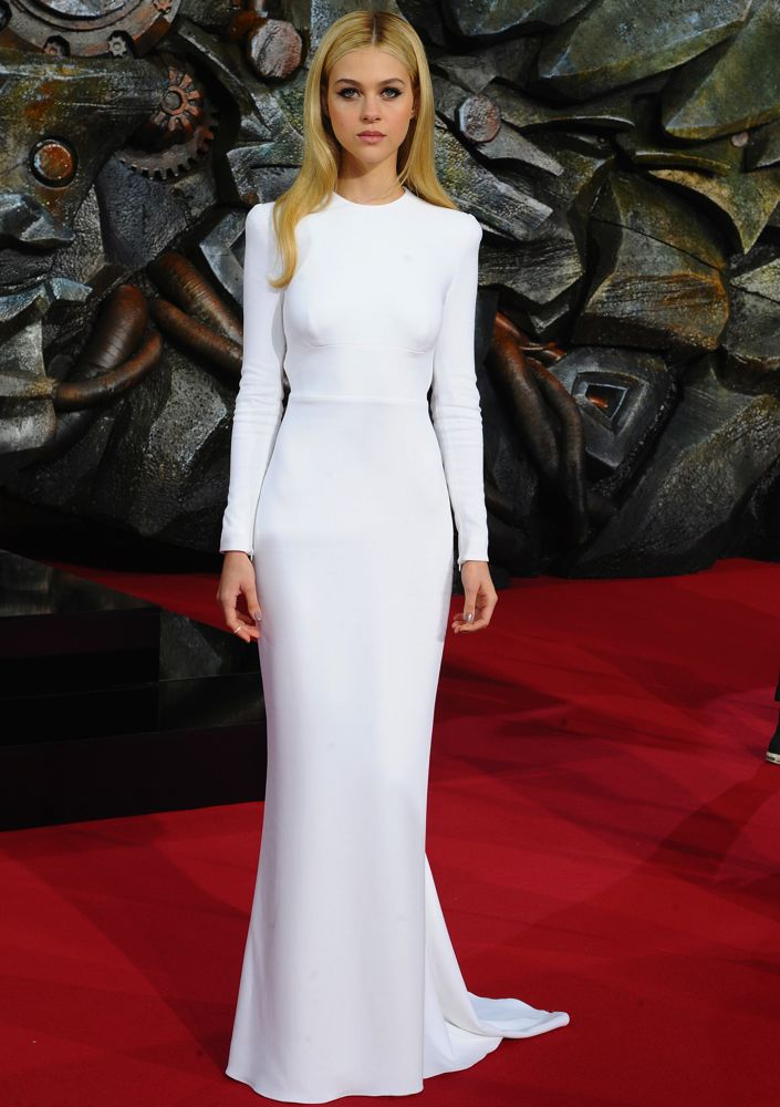 Nicola Peltz at the Berlin Premiere of Transformers: Age of Extinction