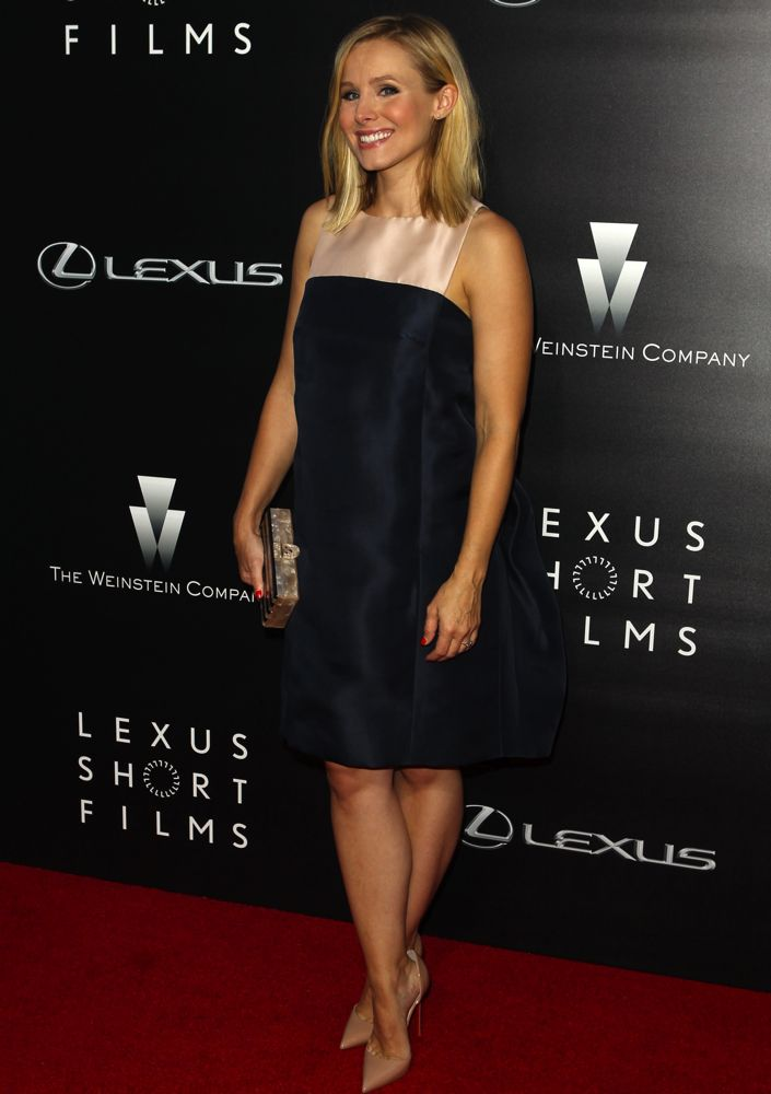 Kristen Bell at the 2nd Annual Life is Amazing Lexus Short Films Series