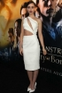 Lily Collins at the Los Angeles Premiere of The Mortal Instruments: City of Bones