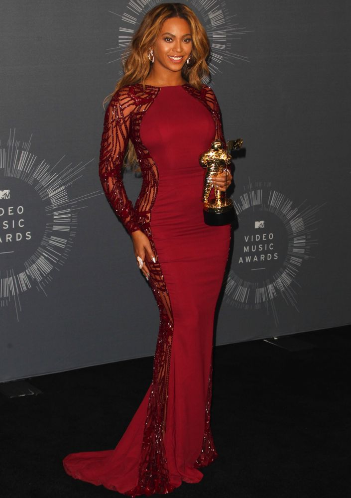 Beyoncé Knowles at the MTV Video Music Awards