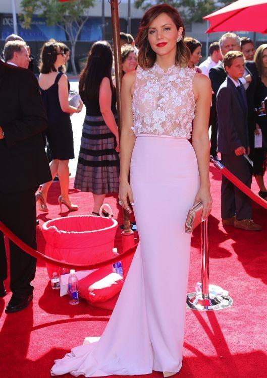 Katharine McPhee at the 2013 Creative Arts Emmy Awards
