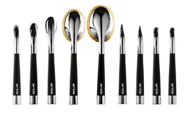 beautiful makeup brushes. luxurious and beautiful makeup brushes t