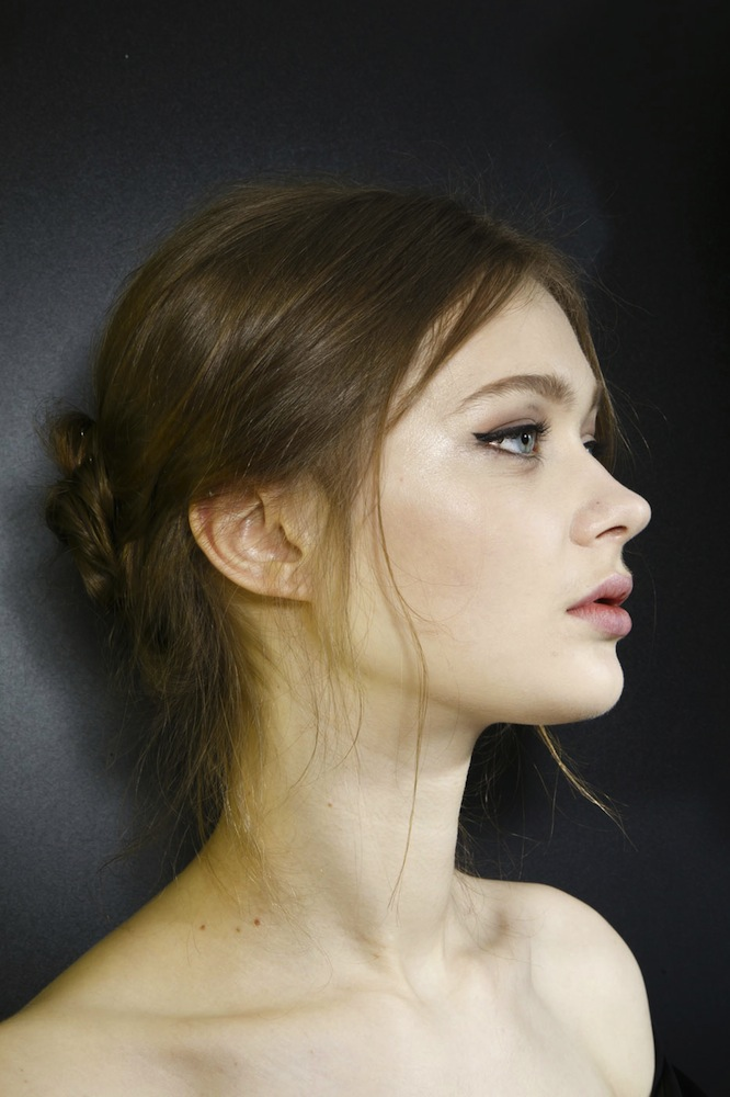 Fairytale Hair at Dolce & Gabbana