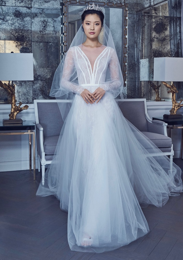 52 Best Wedding Dresses of Bridal Spring 2019 Fashion Week ...
