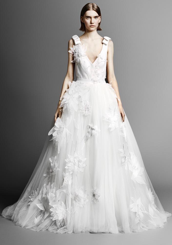 52 best wedding dresses of bridal spring 2019 fashion week viktor rolf bridal spring 2019 junglespirit Image collections
