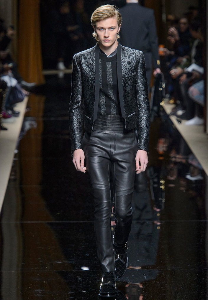 Balmain Men's Fall 2016