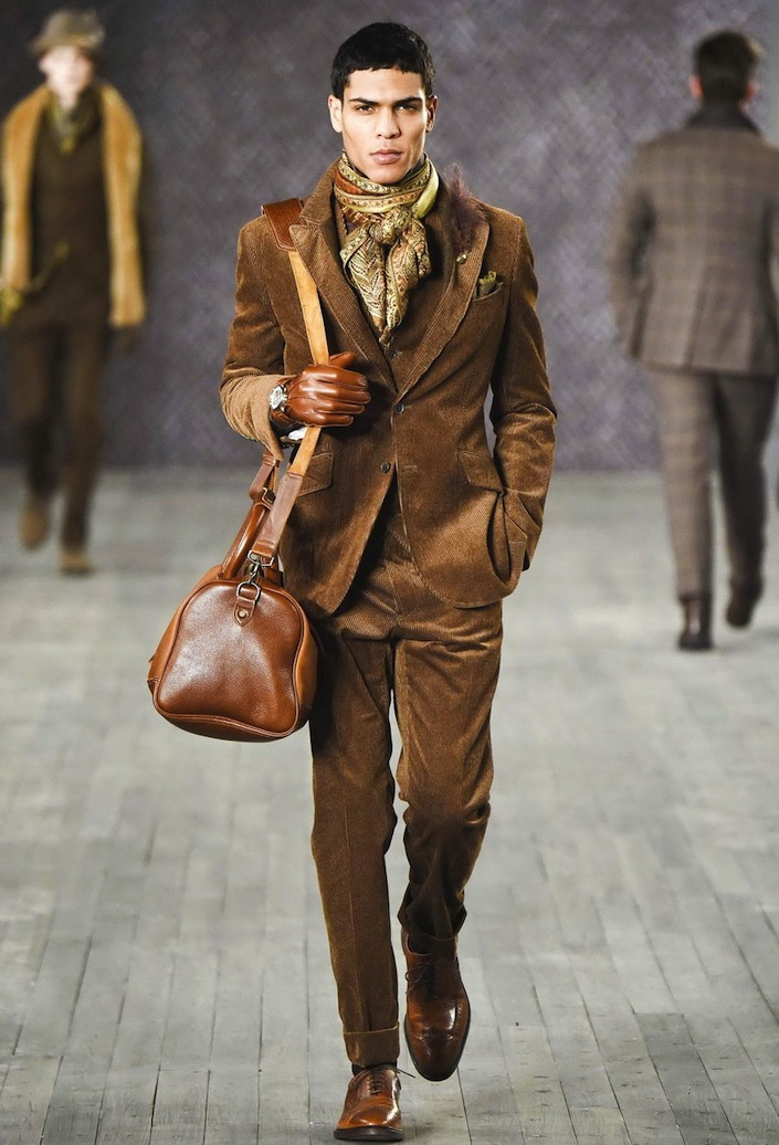 Joseph Abboud Men's Fall 2016