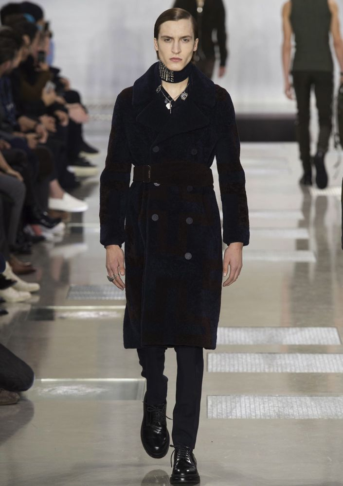 Louis Vuitton Men's Fall 2016