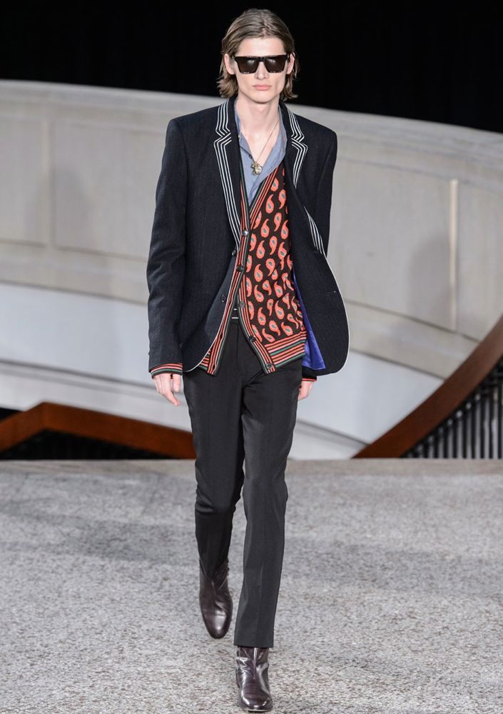 Paul Smith Men's Fall 2016