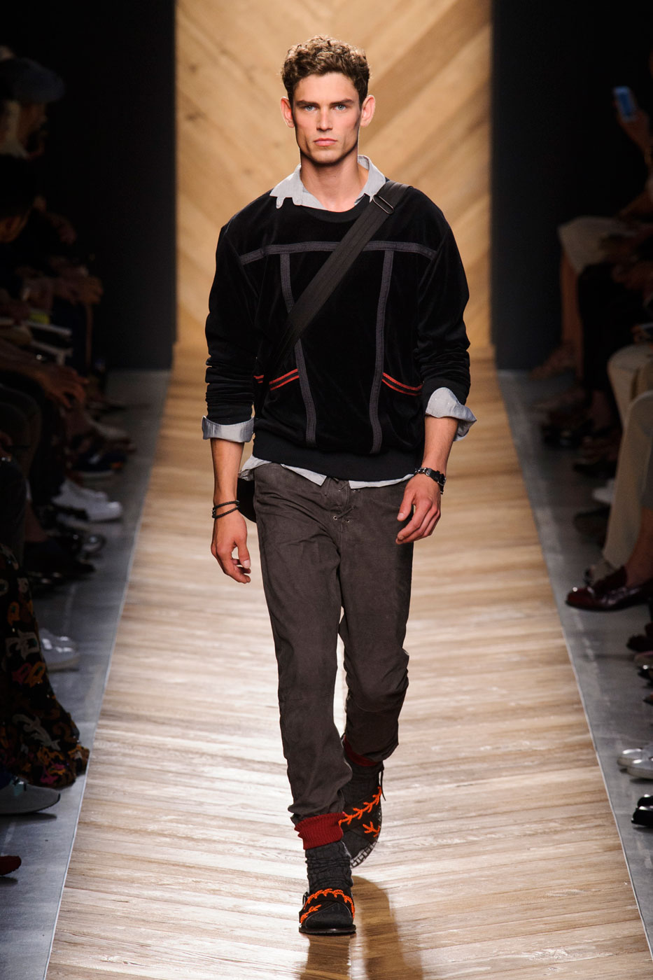 Current trends in fashion for men
