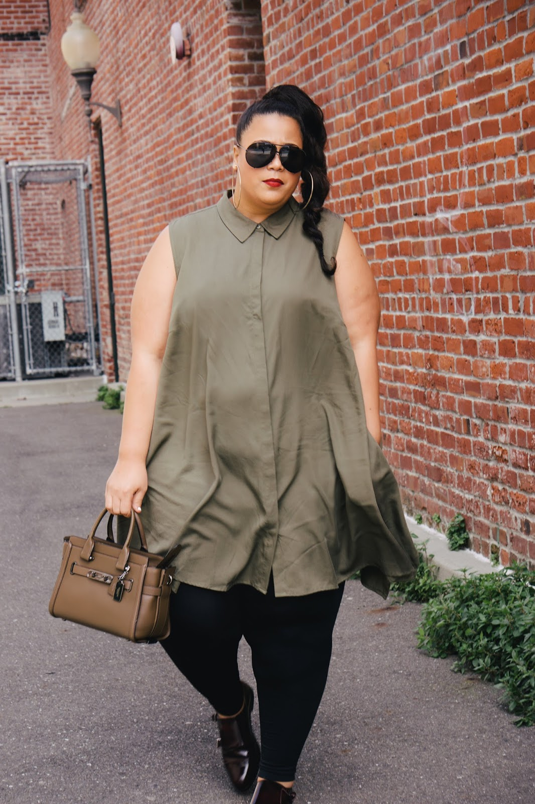 Best Plus Size Fashion Blogs Right Now   theFashionSpot The Fashion Spot GarnerStyle