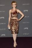 Evan Rachel Wood at the LACMA 2012 Art + Film Gala