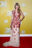 Taylor Swift at the 46th Annual CMA Awards