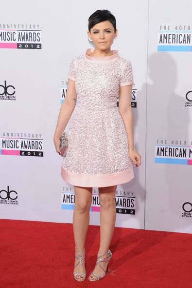 Ginnifer Goodwin at the 2012 American Music Awards