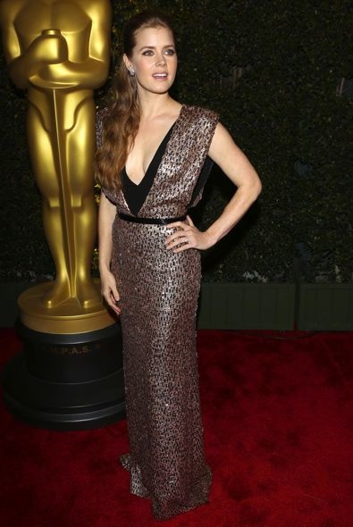 Amy Adams at the 4th Annual Governors Awards